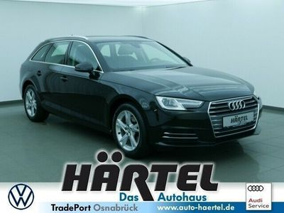 gebraucht Audi A4 Avant Sport 2.0 TDI S tronic (EURO6, Navi
