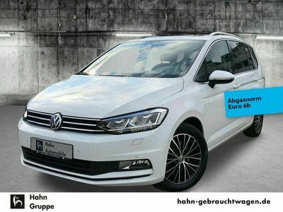 gebraucht VW Touran Highline 2.0TDI DSG ACC LED Sitzh Pano
