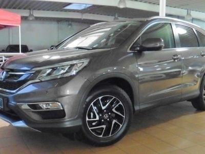 used Honda CR-V 2.0i-VTEC 2WD Elegance + Navi.-Dienstwagen