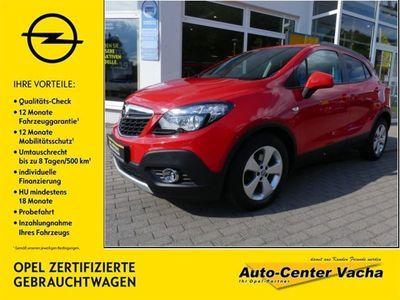 gebraucht Opel Mokka 1.4 Turbo Edition, AFL+Bi-Xenon +PDC +SIV