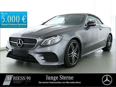 gebraucht Mercedes E220 AMG+Night+LED+Kamera+Navi+PDC