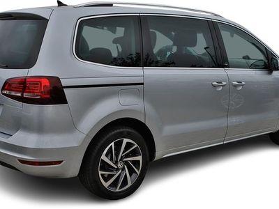 gebraucht VW Sharan Sharan2.0 TDI 7-Sitze NAVI RKF PDC