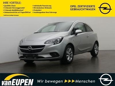 gebraucht Opel Corsa E ON - Klima,LM,NSW,PDC,Sitzh,IntelliLink,USB,Bluetooth