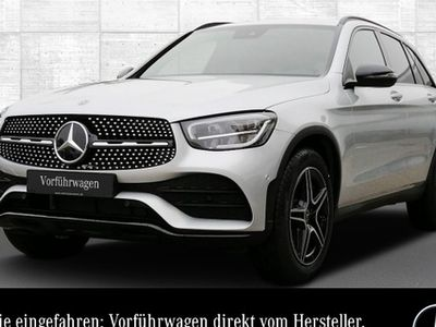 gebraucht Mercedes GLC220 d 4M AMG LED Night Keyl-GO Kamera Sitzh