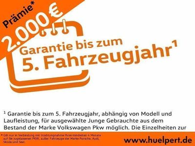 gebraucht VW Touareg V6 TDI AHK Luft Navi Leder (Xenon)