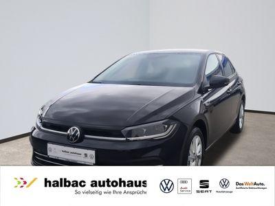 gebraucht VW Polo Style 1.0 TSI NAVI+LED+PDC+SHZ+CLIMATR:+APP