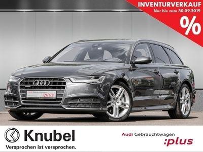 gebraucht Audi A6 Avant 3.0 TDI S line/Matrix/Standh./Luftfe./AHK/Pano/Navi+/Keyless