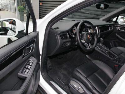 gebraucht Porsche Macan S Diesel Luftfederung Rückfahrkamera PDK