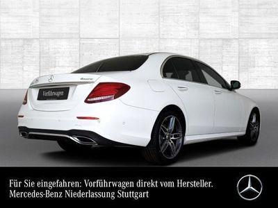 gebraucht Mercedes E400 AMG 360 SHD LED COMAND Sound Fahrassist