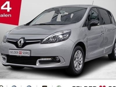 gebraucht Renault Scénic 1.2 TCe 115 Limited Energy Navi