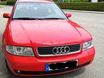 gebraucht Audi A4 1.9 TDI quattro Avant (B5)