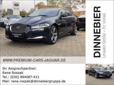 gebraucht Jaguar XF Sportbrake Diesel | Teltow Gebrauchtwagen, bei Autohaus Dinnebier GmbH