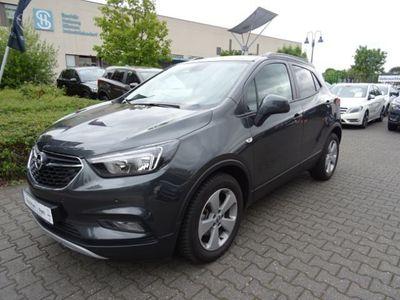 gebraucht Opel Mokka X 1.4 Turbo Edition*Navi*Allwettereifen*Scheckheft