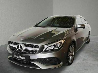 gebraucht Mercedes CLA200 d SB *AMG*Harman*Pano.-Dach*LED*AHK*SHZ*