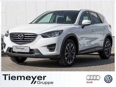 gebraucht Mazda CX-5 2.2 Skyactive-D Sports-Line LED Navi Bose