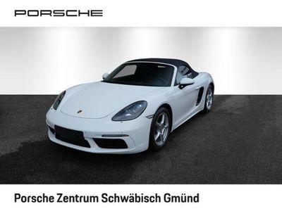 gebraucht Porsche 718 Boxster Bi-Xenon, Lederpaket, Sitzheizung