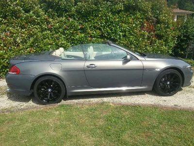 gebraucht BMW 635 Cabriolet Serie 6 (E63/E64) cat