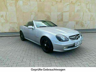 gebraucht Mercedes 230 SLK RoadsterKompressor Cabrio