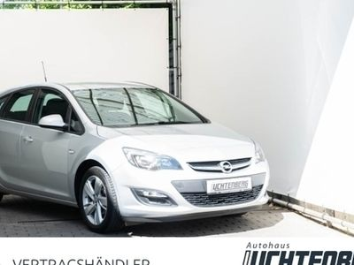 gebraucht Opel Astra 1.4Turbo Style Parksensoren Teil-Leder