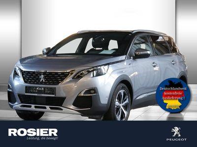 gebraucht Peugeot 5008 2.0 BlueHDi 180 GT AHK Sound LED Pano Navi