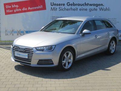 gebraucht Audi A4 Avant Sport 3.0 TDI s tronic AHK Navi Sitzheizung Tempomat