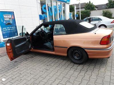 gebraucht Opel Astra Cabriolet 1.6i Bertone Edition
