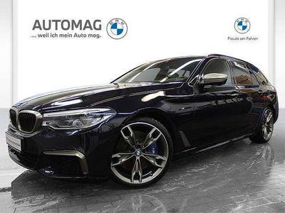 gebraucht BMW M5 50d xDrive Touring*dxdr.*Standheizung*Driv.-+Park