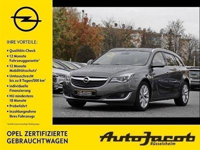 gebraucht Opel Insignia 2.0 CDTI ST AT Sport AHK PDC Navi Sitzheizg