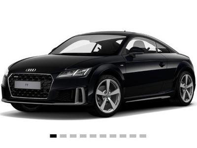 gebraucht Audi TT Coupé S line quattro LED S-Sitze Navi Sitzh. S-
