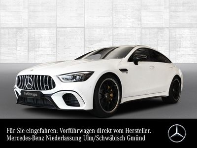 gebraucht Mercedes AMG GT 4M Perf-Abgas Fahrass 360° Multibeam SHD