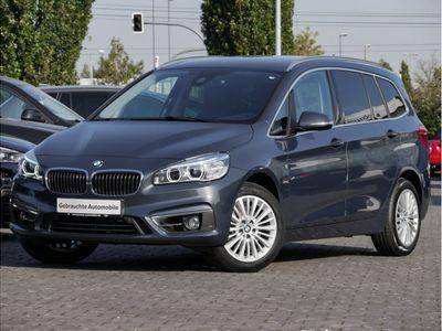 gebraucht BMW 218 Gran Tourer 2er i Steptronic Luxury Line