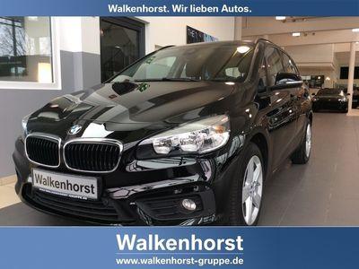 gebraucht BMW 220 Active Tourer i Advantage BusinessPaket AHK ParkAss Auffahrwarnsystem