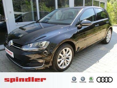 gebraucht VW Golf VII 2.0 TDI BMT DSG Highline - Xenon Navi GRA Sitz