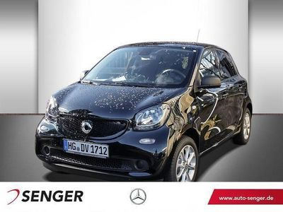 gebraucht Smart ForFour 66kw turbo twinamic Passion Cool & Media