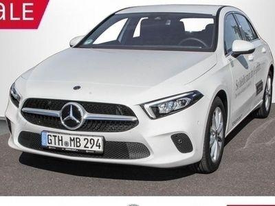 käytetty Mercedes A200 Progressive Navi LED Parkassistent Sitzhzg