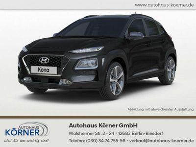 used Hyundai Kona 1.6 T-GDi DCT 4WD Style RED Dach-Lackierung