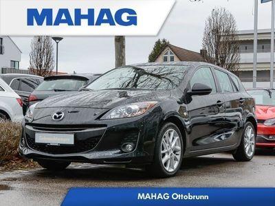 """gebraucht Mazda 3 1.6 Lim. Schrägheck """"Edition"""" Klimaautomatik Si"""