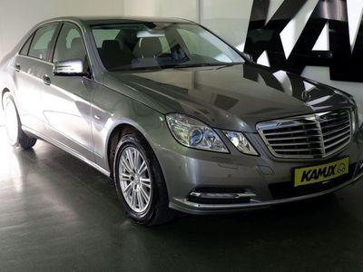 gebraucht Mercedes E200 CDI +Bi-Xenon +AHK +Sitzheizung