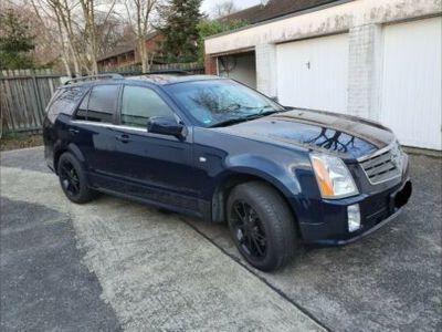 gebraucht Cadillac SRX 3.6 V6 AWD Sport Luxury