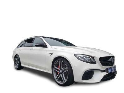 gebraucht Mercedes E63 AMG 4.0 Benzin