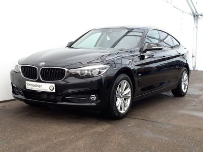 gebraucht BMW 320 Gran Turismo d A Sport Line,Nav,PDC,LED,FSE,
