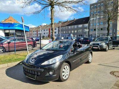 gebraucht Peugeot 207 CC Premium 120 ** 115000 KM **