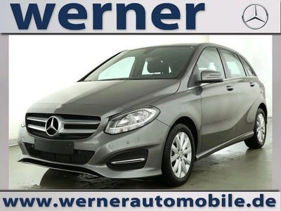 gebraucht Mercedes B180 Style Navi Park Tempomat Sitz/Licht/Sicht