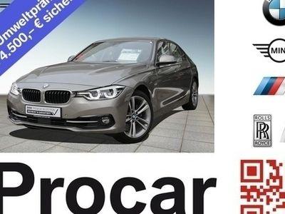 gebraucht BMW 330 3er i Sport Line