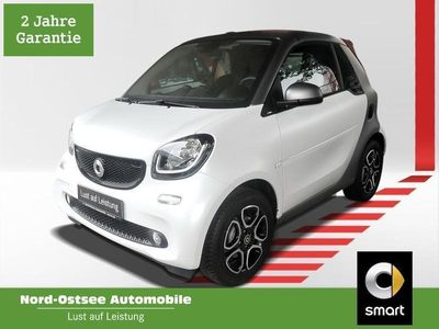 gebraucht Smart ForTwo Cabrio 66 kW prime twinamic Cool+Audio
