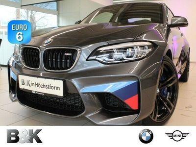 käytetty BMW M2 Coupé DKG Navi Prof LED Klima HiFi Alarm (Sportpak