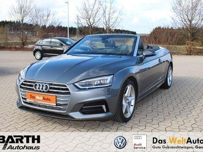 gebraucht Audi A5 Cabriolet 2.0 TFSI Sport*LED*NAVI*SHZ*AHK V.*