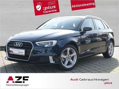 gebraucht Audi A3 Sportback Sport 1.0 TFSI sport+Navi+Xenon+Sitzheizung
