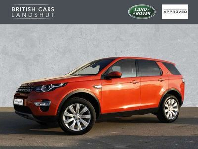 gebraucht Land Rover Discovery Sport 2.0 150PS eD4 HSE LUXURY