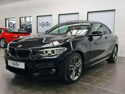 gebraucht BMW 230 i Coupe M Sport Xenon NaviPro H&K DAB uvm!